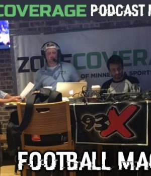 Football Machine: HOUR 1 - Fantasypalooza LIVE from Buffalo Wild Wings Lakeville