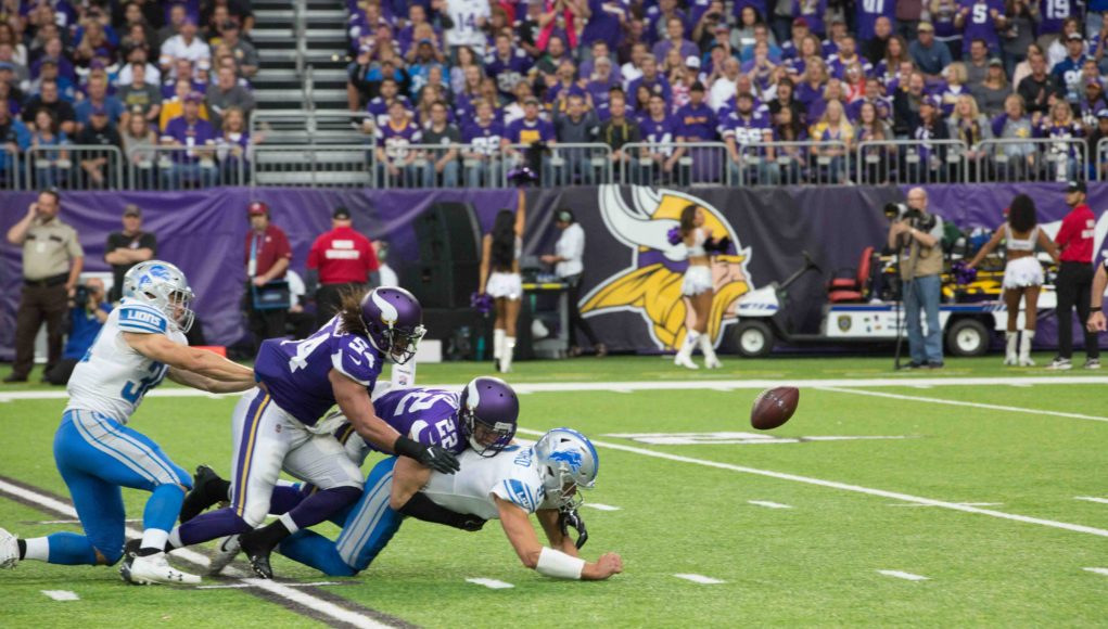 Lions hold recent edge, but table set for Vikings in Thanksgiving matchup