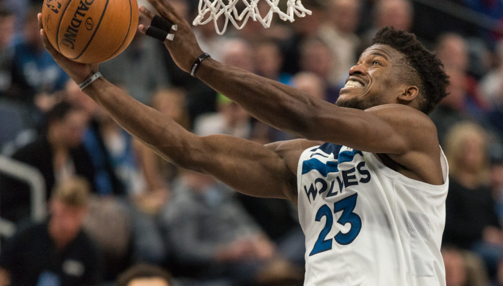 Jimmy Butler Sits Out All-Star Game, Gets Called Out By Lou Williams