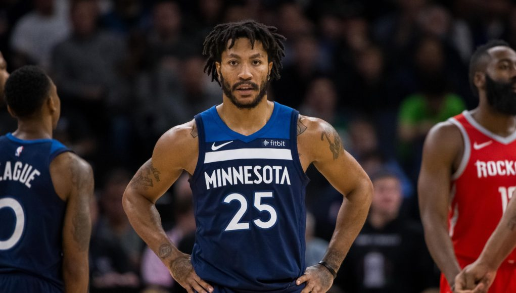 derrick rose signing and cole aldrich waiving breeds opportunity for