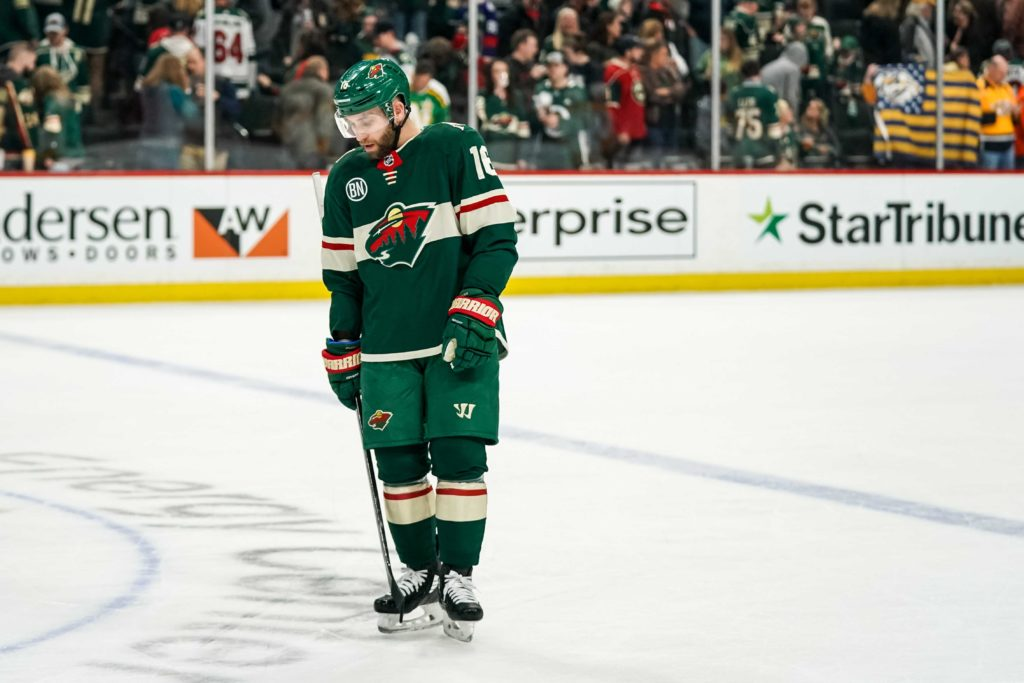 Ferrell Wild Need To Look Elsewhere If Wanting To Trade Zucker