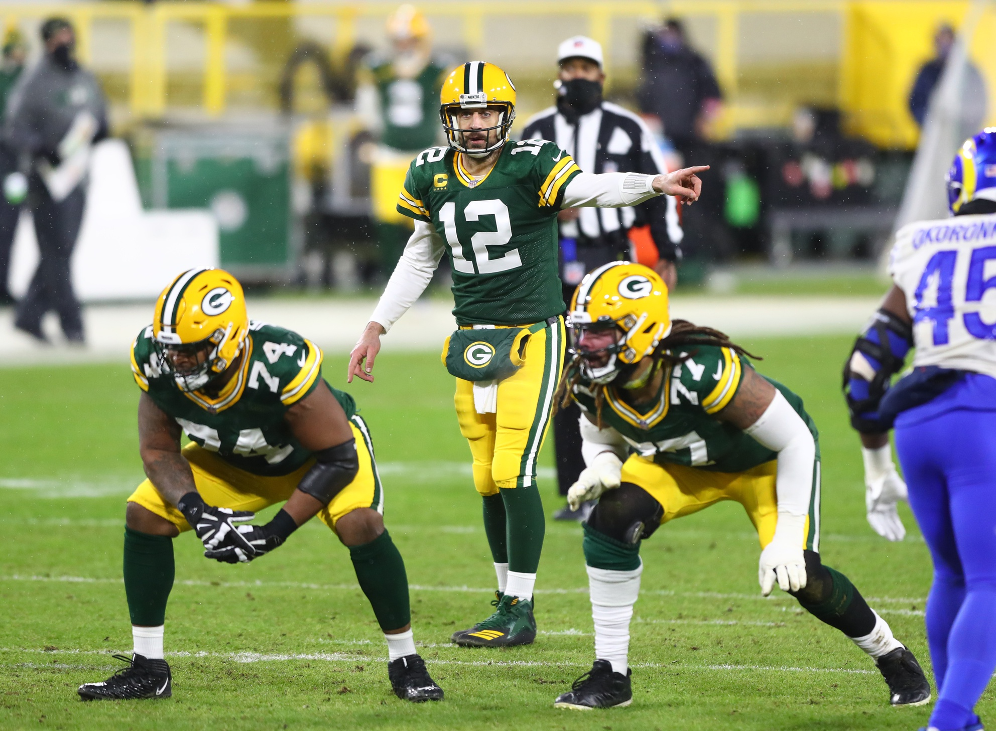 Green Bay Needs To Continue Tradition Of Finding O-Line Value   Zone Coverage